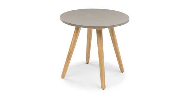 Atra Concrete Round Cafe Table - Article
