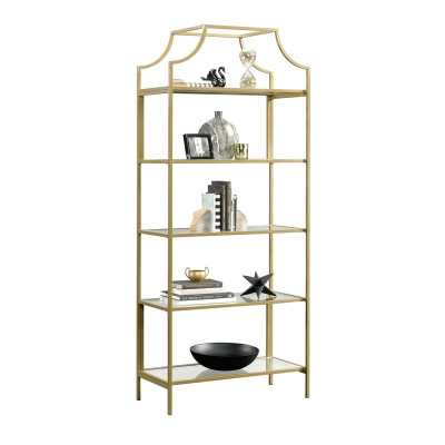 Damon Etagere Bookcase - Wayfair