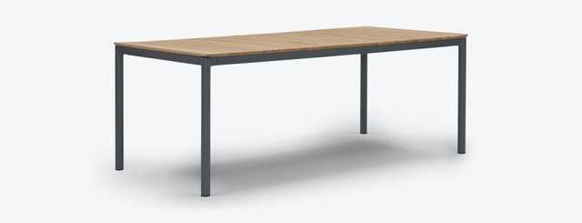 Kinsey Outdoor Dining Table - Joybird