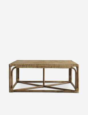 ARTERIORS UNDERHILL SQUARE COFFEE TABLE - Lulu and Georgia