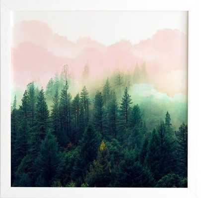 MOUNTAIN LANDSCAPE PAINTING 01 - Wander Print Co.