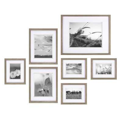Goin 7 Piece Build a Gallery Wall Picture Frame Set - Wayfair