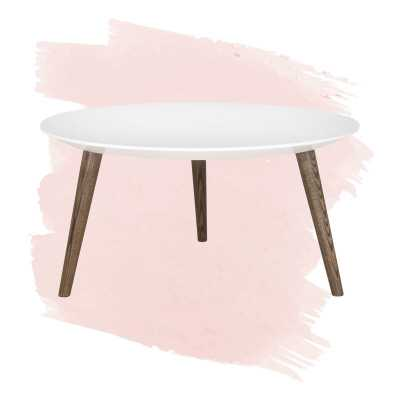 Arietta 3 Legs Coffee Table - Wayfair