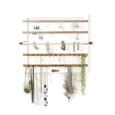 Accessory Wall Mounted Jewelry Holder - Wayfair