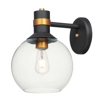 ASPEN OUTDOOR WALL SCONCE - GLOBE - Shades of Light