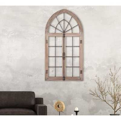 Arched Cathedral Wall Décor - Wayfair
