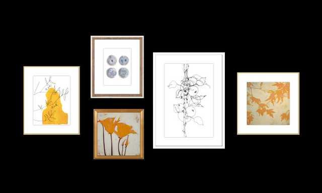 A Dash of Saffron - Artfully Walls