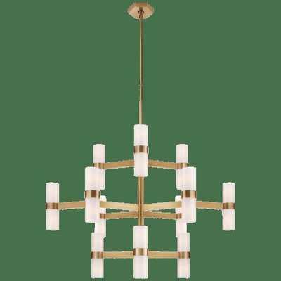 Margita Medium Chandelier - Circa Lighting