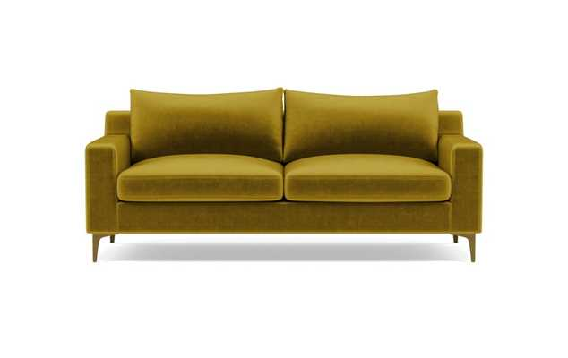 SLOAN 2 SEAT  SOFA CITRINE - Interior Define