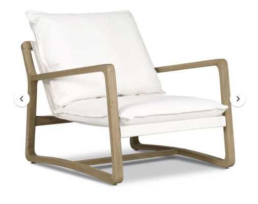 Dakota Lounge Chair - Wayfair