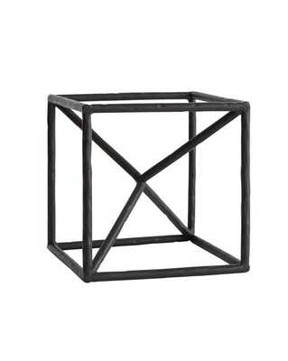 Iron Cubed Object - McGee & Co.