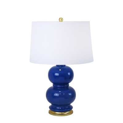 "Blue Toombs 28"" Table Lamp - Wayfair"