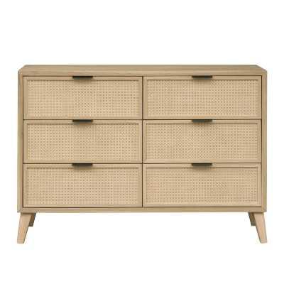 Iacovelli 6 Drawer Standard Dresser - Wayfair