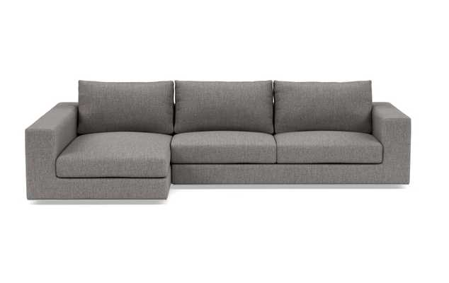 WALTERS Sectional Sofa with Left Chaise - Interior Define