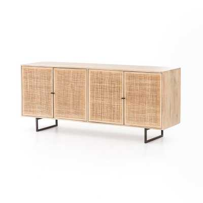 Carmel Sideboard - Natural Mango - Burke Decor