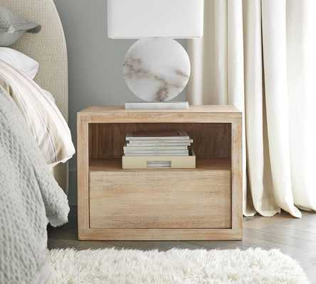 "Cayman 27"" Nightstand - Pottery Barn"