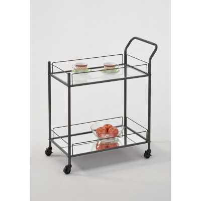 Dwain Bar Cart - Wayfair