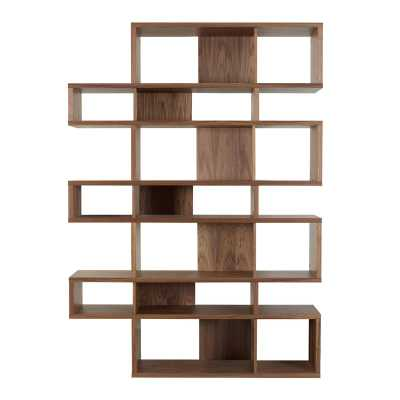 Twomey Composition Oversized Set Bookcase - AllModern
