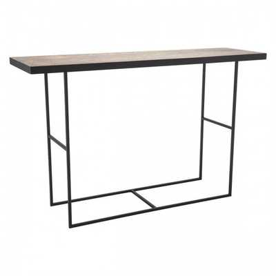 Forest Console Table Black - Zuri Studios