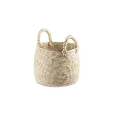 Maiz Wicker Basket // Small - Wayfair
