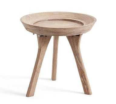 Moraga Coffee Table, Small - Pottery Barn