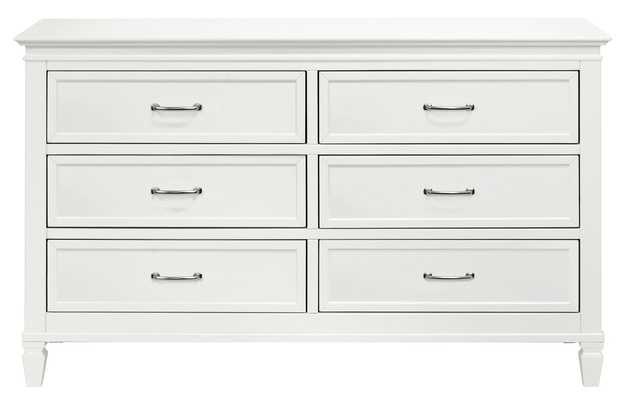 Darlington 6 Drawer Double Dresser - Wayfair