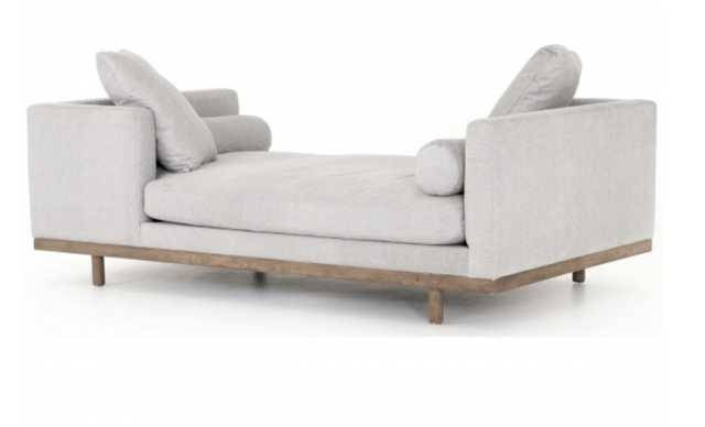 Brady Tete A Tete Chaise - High Fashion Home
