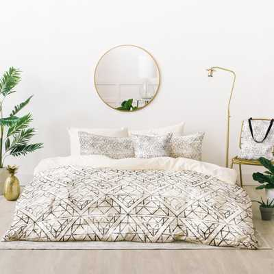 RUSTIC DIAMOND  BY HOLLI ZOLLINGER bed in a bag - Wander Print Co.