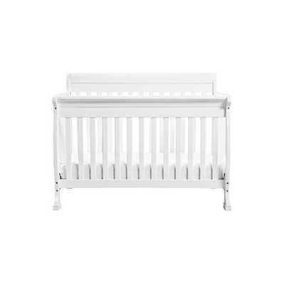 Kalani 4-in-1 Convertible Crib- white - Wayfair