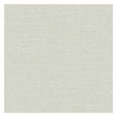 Silk Linen Weave Unpasted Wallpaper - York Wallcoverings