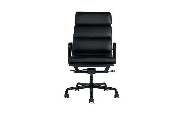 Eames® Soft Pad™ Executive Chair with Pneumatic Lift - Design Within Reach