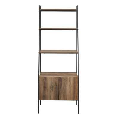 """Diego 72"""" H x 28"""" W Ladder Bookcase - Wayfair"""