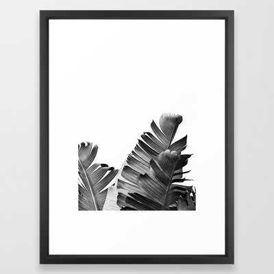 TROPICAL VOYAGE II Framed Art Print - Society6