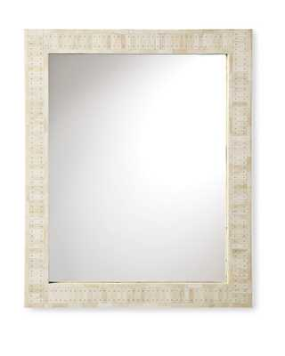 Cyprus Bone Inlay Mirror - Small - Serena and Lily