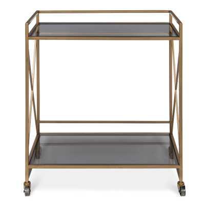 kangley bar cart - Wayfair