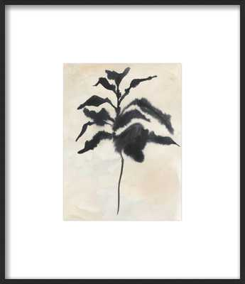 Blur- 8x10- Contemporary matte black frame - Artfully Walls