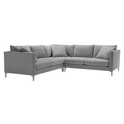 Details 3 PC Track Arm Sectional - Z Gallerie