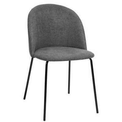 Cloyd Upholstered Dining Chair (set of 2) - Wayfair
