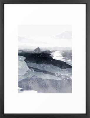 "celestin point Framed Art Print, 20"" X 26"" - Society6"
