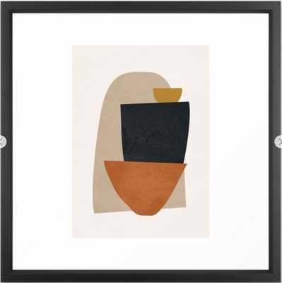 Abstract Art5 Framed Art Print - Society6
