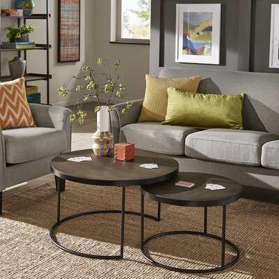 2 Piece Coffee Table Set - Wayfair