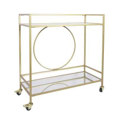 Ryne Bar Cart - Wayfair