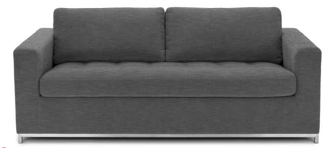 Soma Twilight Gray Sofa Bed - Article