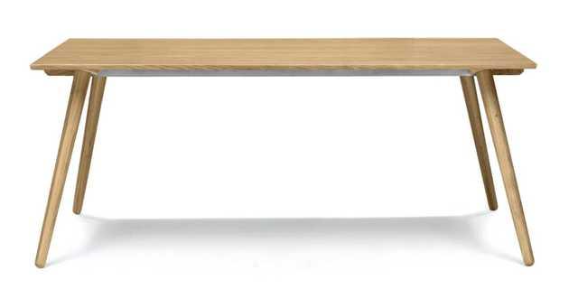Seno Oak Dining Table, Extendable - Article