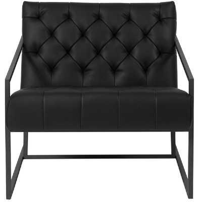 Vandeusen Leather Guest Chair - Wayfair