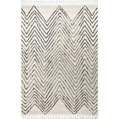 Union Rustic Reagan Off White Area Rug - 8x10 - Wayfair