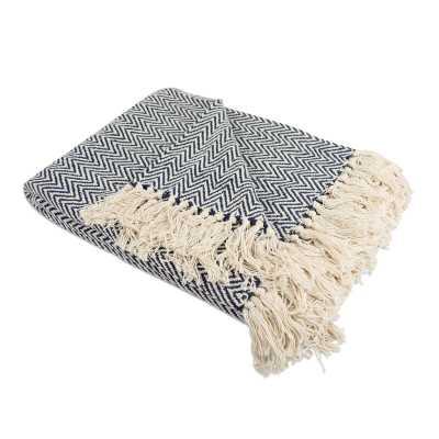 Poche Cotton Throw - Wayfair