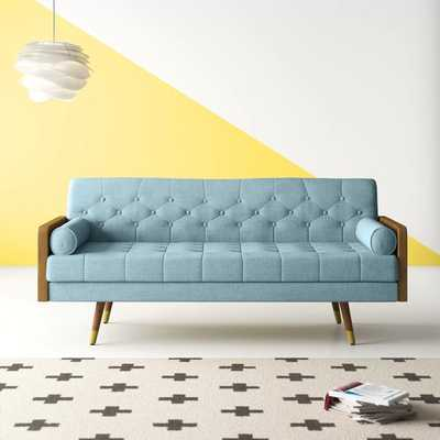 "Bel-Air 72.25"" Square Arm Sofa - Wayfair"