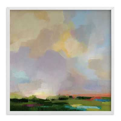 """Minted for west elm, After The Storm, 28""""x28"""" - West Elm"""