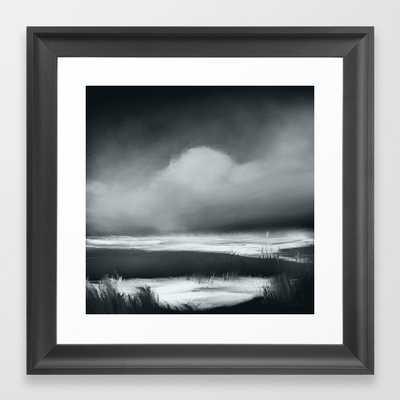 Moorland Framed Art Print - Society6